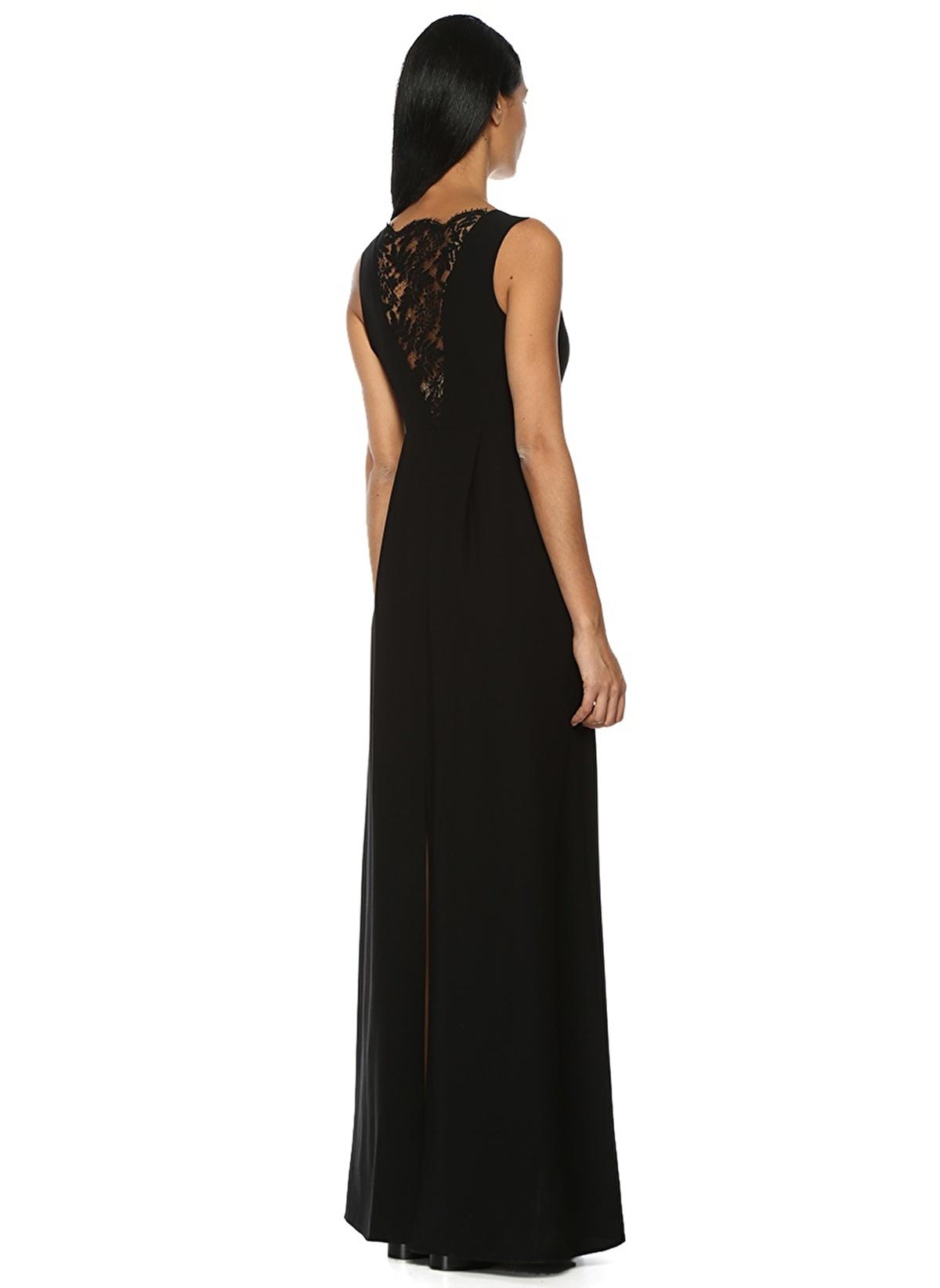 f0682efa0098e Beymen Collection Kadın Abiye Elbise Siyah | Morhipo | 18805043